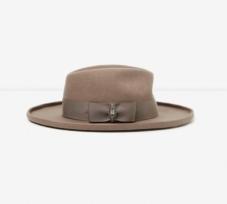 https://www.thekooples.com/fr/chapeau-en-feutre-marron-ruban-gros-grain-1437020.html