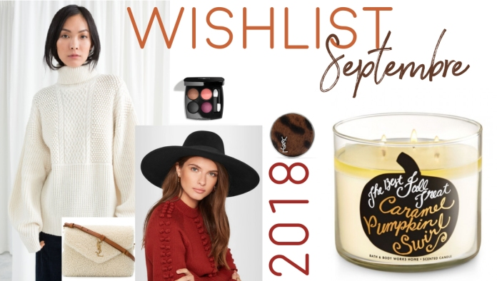 wishlistseptembre