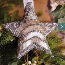 https://www.notonthehighstreet.com/ellajames/product/hand-embroidered-silver-star-tree-decoration