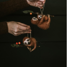 https://freckledhenfarmhouse.com/collections/ornaments-1/products/felt-sloth-ornament